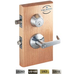 Cal-Royal JHIL Series Interconnected Entrance Lever