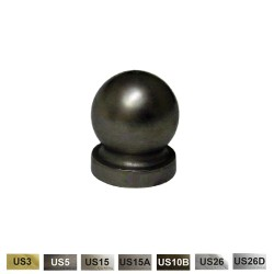 "Cal-Royal BALL44KIT Ball Tip Commercial 4"" x 4"""