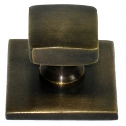 Gado Gado HKN3010 Square Knob with Beveled Sides