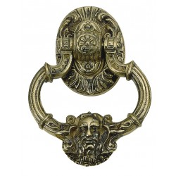 Brass Accents A04-K50 Neptune Door Knocker 7-3/8""