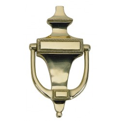 Brass Accents A06-K04 Rope Door Knocker 6-1/2""