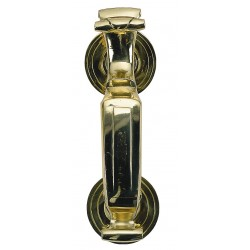 Brass Accents A07-K52 Traditional Doctor's Knocker 6-1/2""