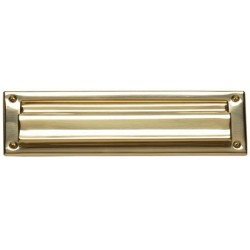 "Brass Accents A07-M0010 Mail Slot - 3-5/8"" x 13"""