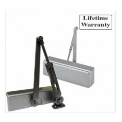 Cal-Royal 300 Series GRADE 1 ADA / Barrier Free Adjustable Door Closer With Full Cover