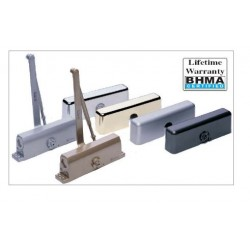 Cal-Royal 700 Dual Valve Sized Door Closers GRADE 1 Optional BAck Check and Cover Life time waranty