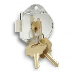 Zephyr 1730 ADA Built-in Key Lock, Vertical Dead Bolt, w/ 3 ADA User Keys