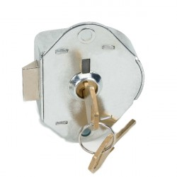 Zephyr 1754 Built-in Key Lock, with Spring Latch