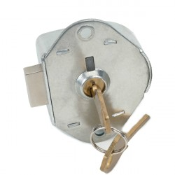 Zephyr 1770 Built-in Key Lock, With Dead Bolt