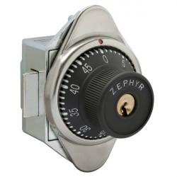 Zephyr 1950 Built-In Combination Lock, w/ Spring Latch for Doors