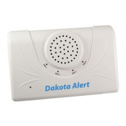 Dakota Alert DCR-2500 Extra Receiver 2500'