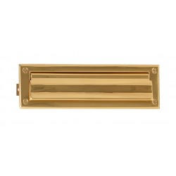 "Brass Accents A07-M0050 Mail Slot - 3"" x 10"""