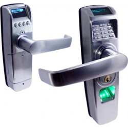 Westinghouse Security RTS-G1 Pin Code & Biometric Stand Alone Grade 1 Cylinderical Door Lock