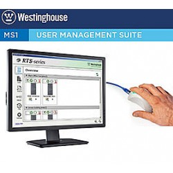Westinghouse Security MS1 Pro Full Software w/ FP Enroller & Cable All RTS