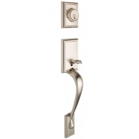Copper Creek FZ2690 Fashion Dummy Door Handleset
