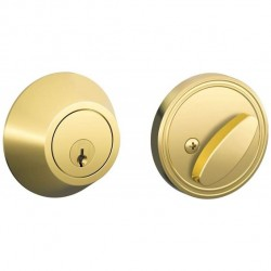 Schlage JD60 Single Cylinder Deadbolt