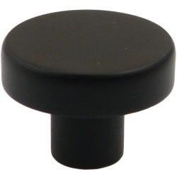 "Rustic 938 1 3/8"" Round Modern Knob"