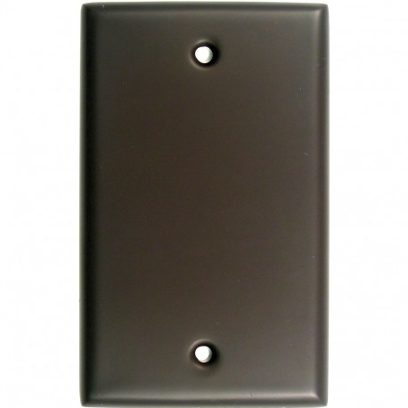 Rusticware 780 Single Blank Switchplate