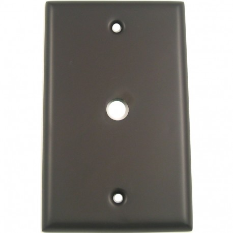 Rusticware 781 Single Cable Switchplate