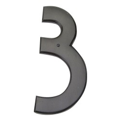 ATLAS-RCN3 MISSION House Number Oil Rubbed Bronze 3