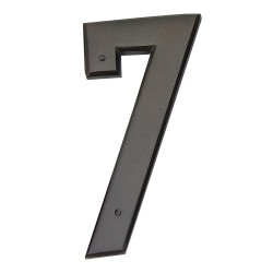 ATLAS-RCN7 MISSION House Number Oil Rubbed Bronze 7