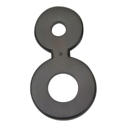 ATLAS-RCN8 MISSION House Number Oil Rubbed Bronze 8