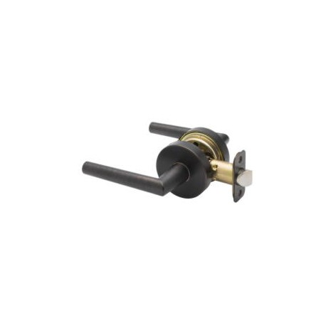 Copper Creek ML2231TB Restroom Push Button Function Modern Lever in TB Finish