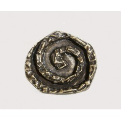 Emenee-OR393 Swirly Round Knob