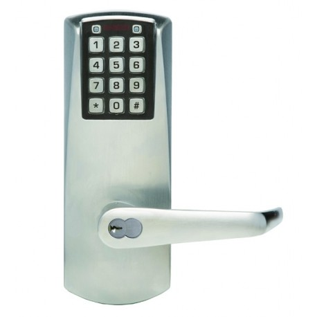 Kaba E Plex 2000 Series Electronic Keyless Pushbutton