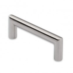 SIRO-1406-44 Fine Brushed Stainless Steel Rectangle Pull