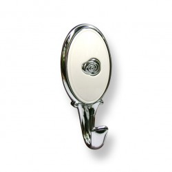 SIRO-1981-105 Roslin Bright Chrome/White HOOK