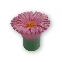 SIRO 101-H127 Floweres Daisy Knob