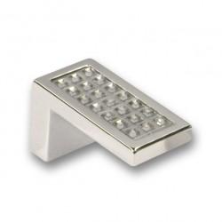 SIRO 110-2013 Belvedere Swarovski Crystal Knob