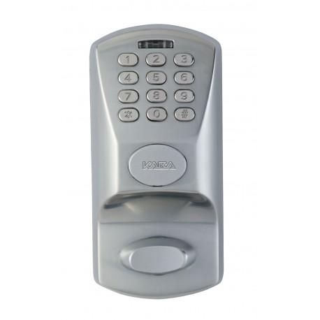 Kaba E-Plex 1500 Series Electronic Keyless Deadbolt Lock w/ Key Override
