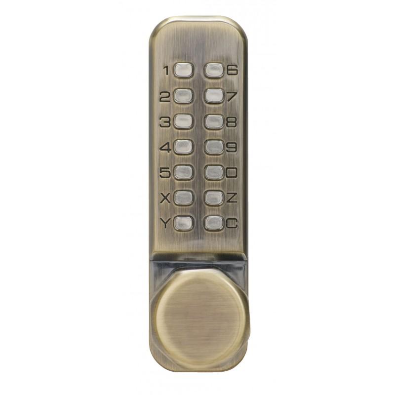 Kaba Simplex Ld450 Series Mechanical Pushbutton Door Knob