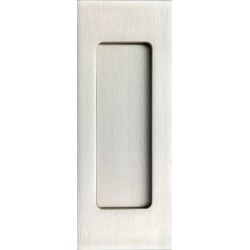 "A'dor Madison Rectangle Flush Pull 4.5"" x 1.75"""