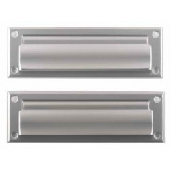 """A'dor 10"""" Mail Slot with Inside Flap"""