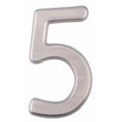 """A'dor 6"""" House Number Concealed 5"""