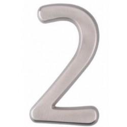 """A'dor 4"""" House Number Concealed 2"""