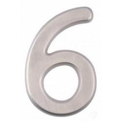 """A'dor 4"""" House Number Concealed 6"""