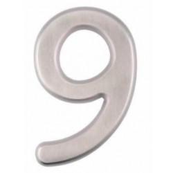 """A'dor 4"""" House Number Concealed 9"""