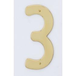 """A'dor 3"""" House Number 3"""