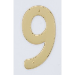 "A'dor 3.5"" House Number 9"