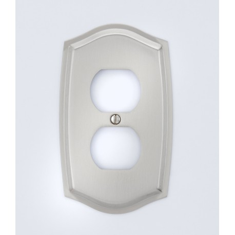 A 39 dor colonial outlet switchplate for Outlet colonial