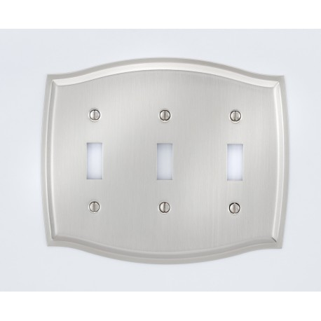 A 39 dor colonial triple switch switchplate for Outlet colonial