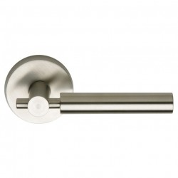 Omnia 32-00 Contemporary Stainless Door Levers
