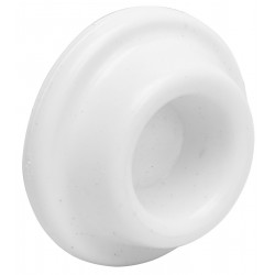 Ives 411 Wall Stop Adhesive Back Rubber