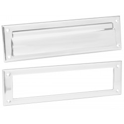 Ives 620 Letter Box Plate