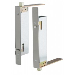 Ives FB41 Automatic Flush Bolt Wood Door