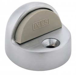 """Ives FS438 Floor Dome Stop 1-3/8"""" Height"""