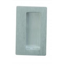 Ives 950 Rectangular Flush Pull